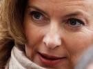 Valérie Trierweiler, nueva primera dama de Francia