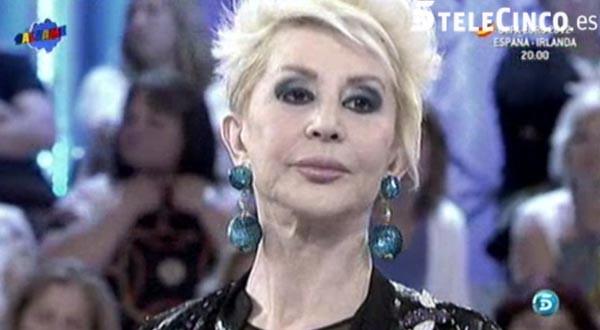 Karmele Marchante intentará solucionar las cosas con Sofía Franco y Peluchín