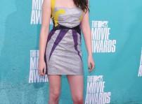 Kristen Stewart en los MTV Movie Awards 2012