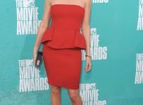 Charlize Theron en los MTV Movie Awards 2012