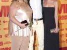Paco León, arropado por sus compañeros en la premiere de Carmina o Revienta