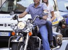 George Clooney y Stacy Keibler sufren una intoxicación alimentaria en Italia