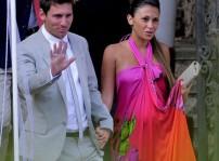 Messi y su novia, Antonella
