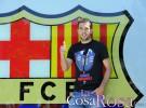 La ex de Jordi Alba, Melissa Morales, desnuda en Interviú