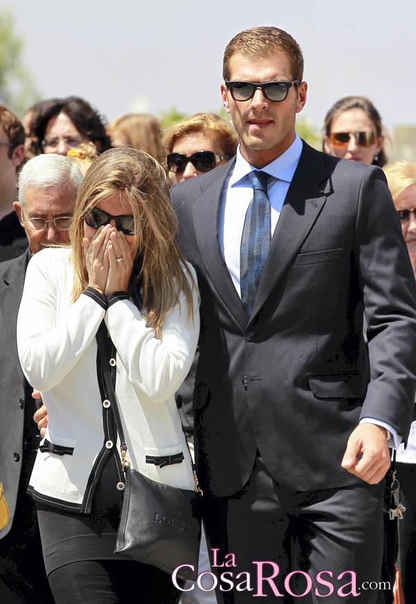 Disputas familiares tras la muerte de José Luis Uribarri