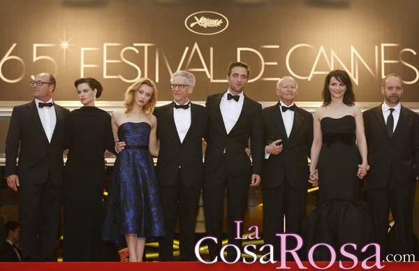 Robert Pattinson reaparecerá en el estreno de Cosmopolis en Nueva York