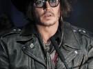 Johnny Depp, de fiesta con Aerosmith