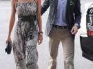 Amaia Salamanca acude a la boda de su hermano en Marbella