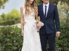 Vanesa Romero y Alberto Caballero se casan tras seis años de relación