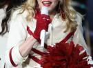 Madonna llama a musulmán negro en la Casa Blanca a Obama