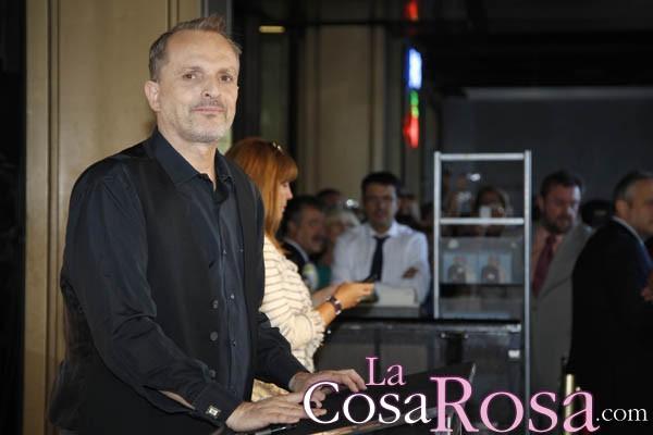 Miguel Bosé presenta su nuevo disco