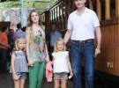 Las lujosas vacaciones de los príncipes de Asturias en las islas Fiyi