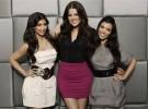 Kim, Khloe y Kourtney Kardashian han sido demandadas por una empresa de cosméticos