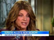Kirstie Alley considera a John Travolta el gran amor de su vida