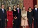 La familia real pasa una tensa Nochebuena en Zarzuela