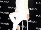 Miranda Kerr se estrena como imagen de Mango en Madrid