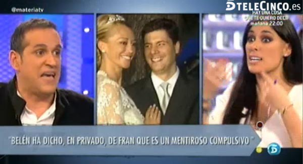 Aurelio Manzano habla sobre Belén Esteban en Materia Reservada