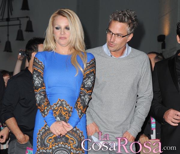 Britney Spears y Jason Trawick rompen