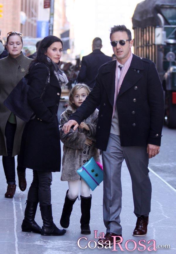 Courteney Cox aprecia más a David Arquette tras su divorcio