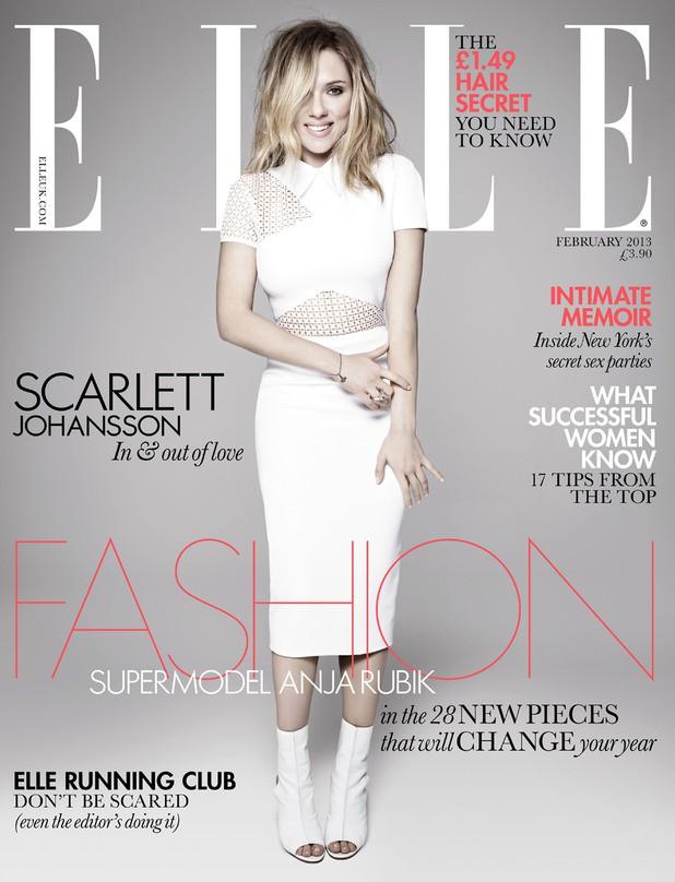 Scarlett Johansson no piensa ni en casarse ni en tener hijos