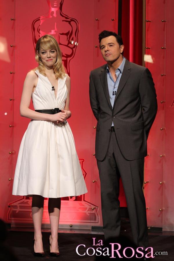 Naomi Watts, Jessica Chastain y Anne Hathaway, nominadas a los Oscars 2013