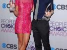 Lea Michele y Chris Colfer