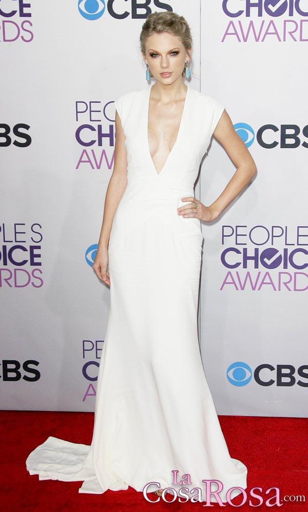 Elegancia y glamour en los premios People´s Choice 2013