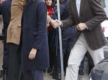 Cristina de Borbón e Iñaki Urdangarin, de cena en Barcelona