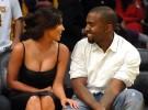 Kanye West y Kim Kardashian evitan a la prensa de Los Angeles