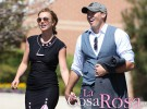 Britney Spears se pasea con David Lucado, su nuevo novio