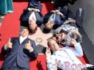 Los Backstreet Boys ya están en el Paseo de la Fama
