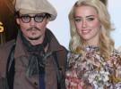 Johnny Depp y Amber Heard, se confirma su relación