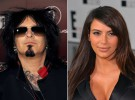 Nikki Sixx, de Motley Crüe, se enfrenta a Kim Kardashian en Twitter