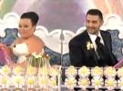 Chiqui, de Gran Hermano 10, se casa con éxito en «Las bodas de Sálvame»