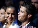 Cristiano Ronaldo intentó esquivar un control policial
