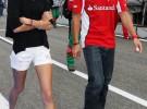 Dasha Kapustina considera a Fernando Alonso el hombre de su vida