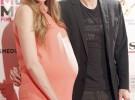 Los actores Esmeralda Moya y Carlos García ya son padres
