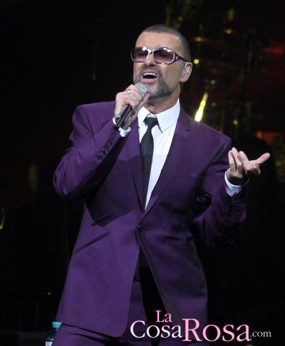 George Michael es dado de alta tras su accidente