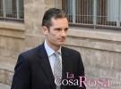 Urdangarín quiere un pacto con el fiscal para eludir la cárcel
