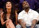 Kim Kardashian y Kayne West, vidas diferentes