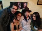 Ashton Kutcher y Mila Kunis vivirán en Jerez la feria del caballo