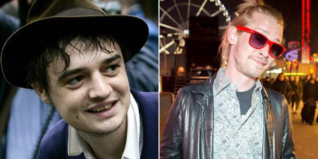 Pete Doherty y Macaulay Culkin viven juntos en París