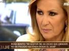 Rosa Benito confirma su separación en Sálvame