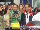 Sonia y Miriam, de Gran Hermano catorce, de compras por Madrid