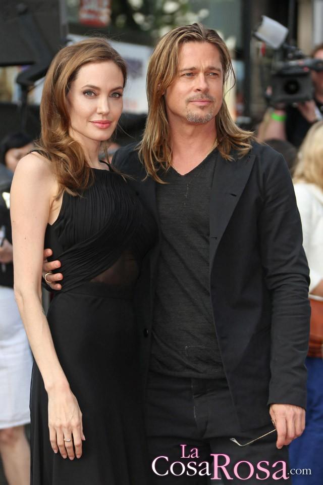 Angelina Jolie, radiante en su primera aparición tras anunciar su doble mastectomía