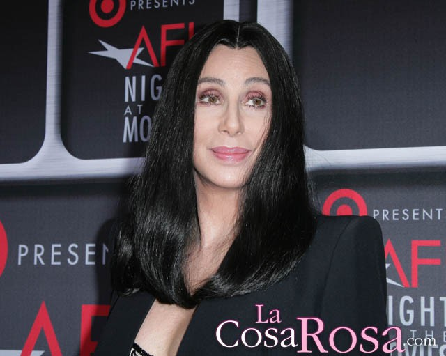 Cher incluye a Tom Cruise entre sus mejores amantes