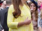 Kate Middleton y el miedo por el secuestro de su hijo