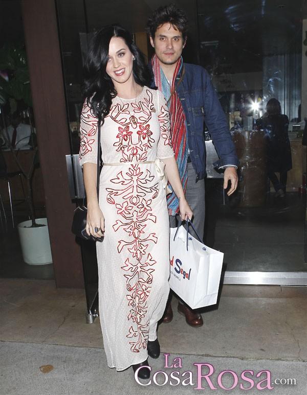 Katy Perry y John Mayer se reconcilian por segunda vez