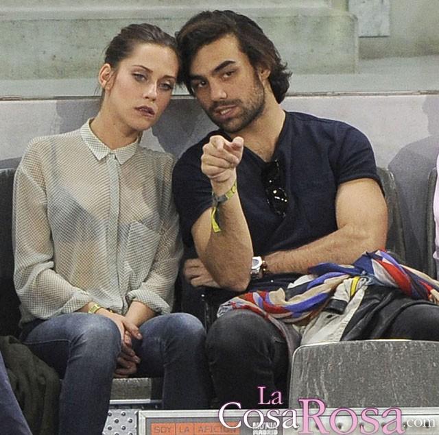 María León y Diego Osorio, muy buenos amigos