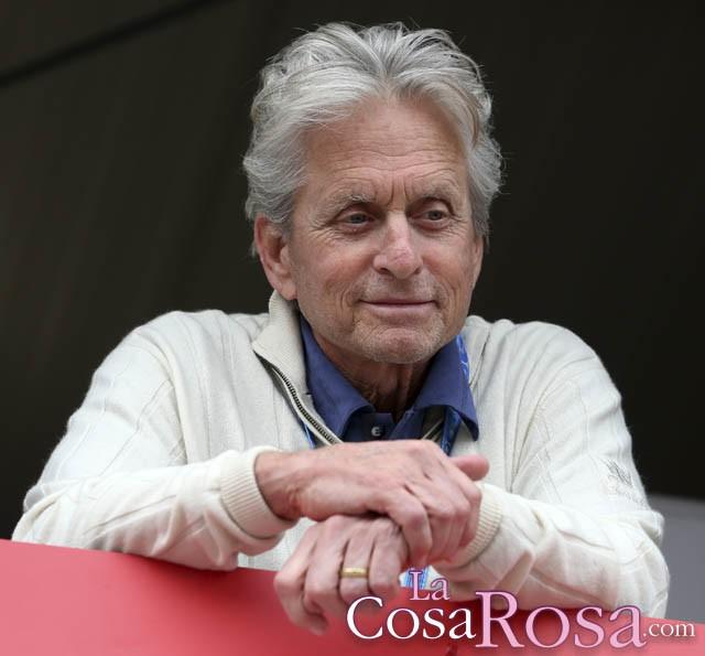 El sexo oral causó el cáncer de garganta de Michael Douglas